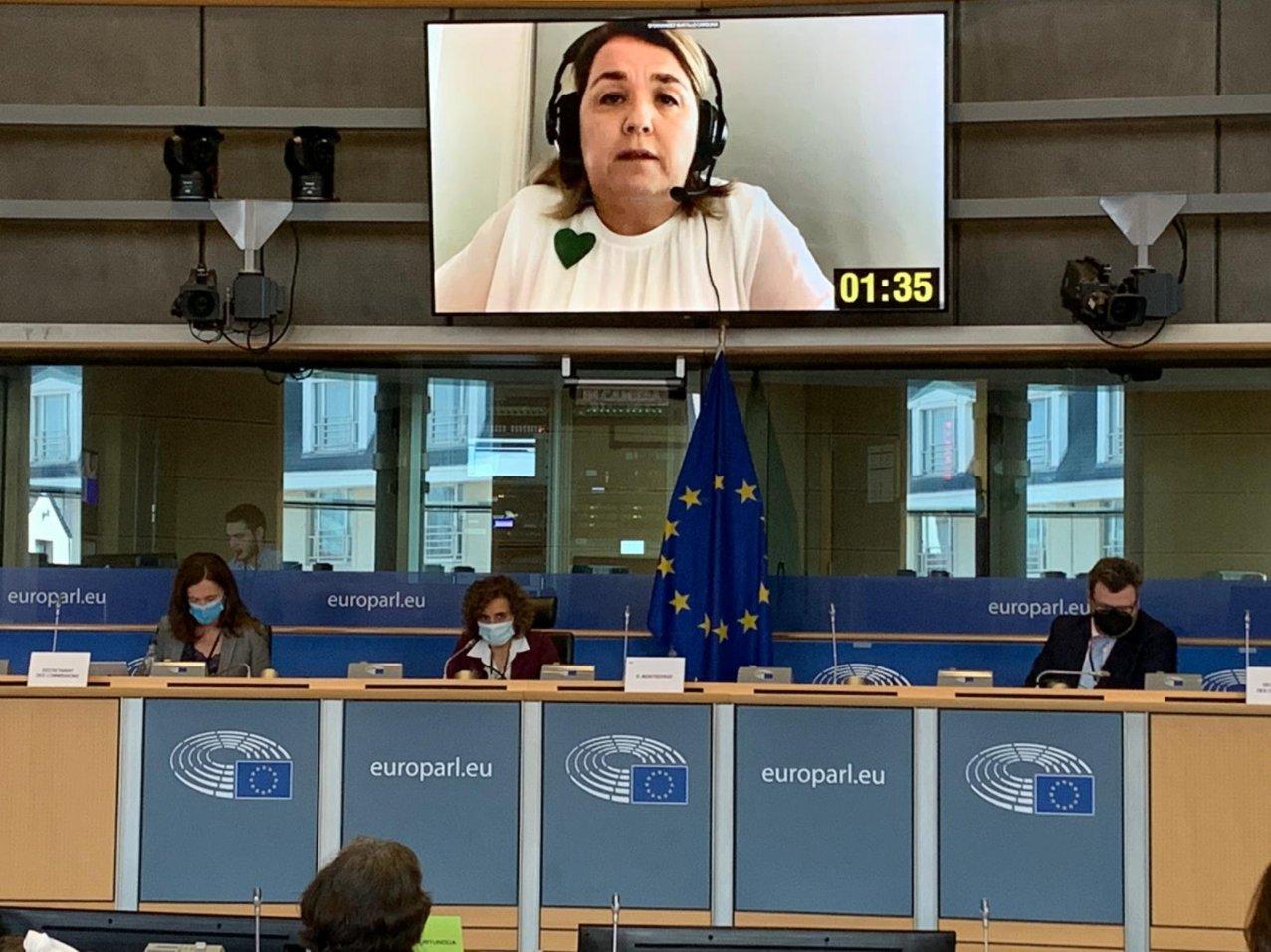 El Parlamento Europeo continuará con la investigación de la denuncia de la Plataforma contra la Ley Celaá